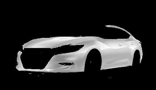 Цвета кузова Maxima